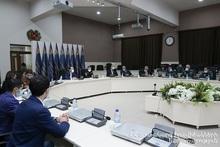 Были обсуждены восемь проектов государственных инвестиционных программ, представленных МЧС