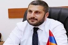 Արմեն Փամբուխչյանը նշանակվել է ԱԻ նախարարի առաջին տեղակալ