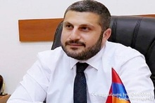 Armen Pambukhchyan was appointed First Deputy Minister of Emergency Situations