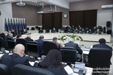 Activities of 2020 were summarized during the year-end consultation
