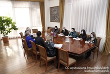 ES Minister discussed the Twinning program with the participation of stakeholders