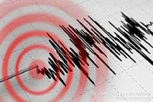 Earthquake on the 20th km north-west of Dmanis town in Georgia