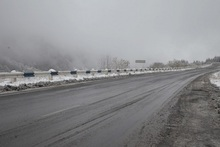 Some roads  are closed in Armenia: Stepantsminda-Larsi highway is closed