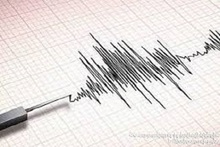 Earthquake on the 10th km west of Jermuk town of Vayots Dzor province