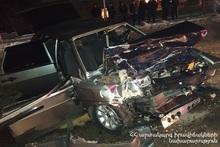 ДТП в городе Артик: есть пострадавшие