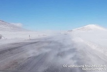 Some roads are closed in Armenia: Stepantsminda-Larsi highway is closed only for trucks