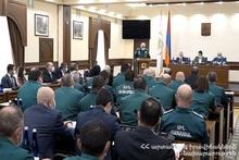 От проблем с убежищами до ремонта пожарных гидрантов в городе Ереван: Спасательное управление города Ереван подвело итоги 2020 года