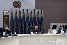 Состоялось заседание Инспекционного органа