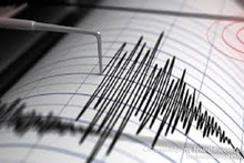 Earthquake (aftershock) on the 17th km south of Yerevan city
