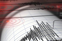 Earthquake on the 12th km south-east of Yerevan city