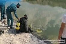 Ջրափրկարարները ջրից դուրս են բերել ջրահեղձված քաղաքացու դին