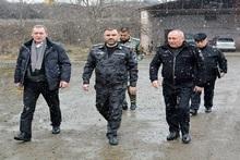 ՀՀ ԱԻ նախարար Անդրանիկ Փիլոյանն աշխատանքային այցով եղել է Արցախում
