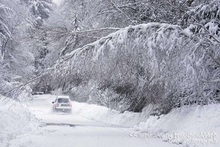 Yerevan-Meghri roadway is difficult to pass as a result of the blizzard: MES urges to drive in case of absolute necessity