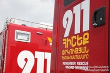 RTA in Hrazdan town: there were casualties