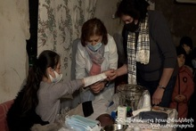 Special tactical training in Abovyan educational complex