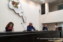 Профсоюзная организация МЧС представила отчет своим членам