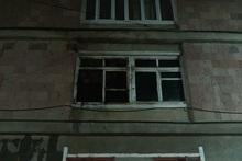 Հրդեհ Գյումրի քաղաքում. տուժածներ չկան
