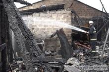 Fire in Nubarashen was extinguished