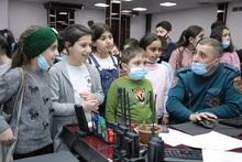 Արցախցի և հայաստանցի դպրոցականներն այցելել են ԱԻՆ