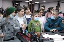 Школьники из Арцаха и Армении посетили МЧС