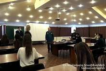 Генерал-майор Вреж Габриелян передаст свой опыт и знания молодым