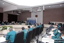 Приказом новоназначенного директора СС сферы координирования заместителей были расширены