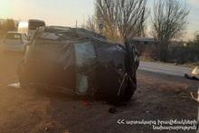 ДТП на автодороге Ереван-Мегри: есть погибший
