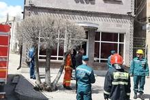 Հրդեհ Գյումրի քաղաքում․ տուժածներ չկան