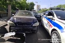 ДТП на проспекте Гая: есть пострадавшие
