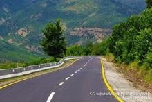 В Армении есть закрытая автодорога: тоннель Дилижана временно закрыт