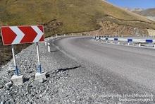 В Армении есть закрытая автодорога
