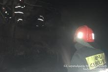 Пожар на 29-ой улице дач Харберда