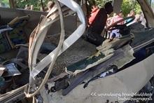RTA on Mkhchyan-Byuravan roadway: there were casualties
