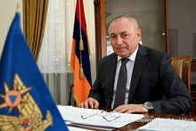 Message of the ES Minister of RA Andranik Piloyan on the occasion of the Day of the employee of the MES