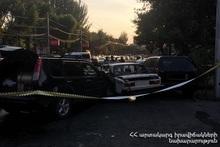 ДТП на улице Ханджяна: есть пострадавшие