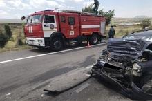 Спасатели отреагировали на вызовы о ДТП