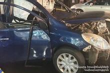 Взрыв на улице Башинджагяна