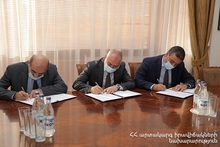 Memorandum of Trilateral Cooperation to maximize the seismic safety of the Armenian nuclear power plant