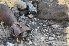 В селе Акналич был обнаружен гранатомет