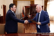 Memorandum of cooperation between National University of Architecture and Construction of Armenia and MES was signed
