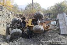 Несчастный случай в городе Ванадзор