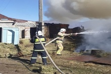 Միրաք գյուղում այրվել է անասնակեր