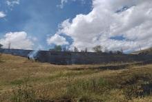 Пожарные-спасатели потушили пожары на территории общей площадью 341.7 га
