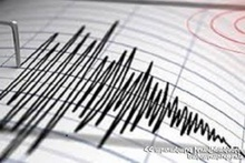 Earthquake on the 15th km north-east from Bavra town