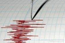 Землетрясение в 8 км к востоку от села Бавра