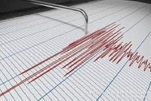 Землетрясение в 10 км к северо-востоку от села Бавра